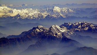 Report suggests that the Hindu Kush Himalayan region is facing imminent threat due to climate change.