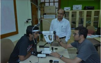 IISc researchers develop a smartphone-based screening application for glaucoma