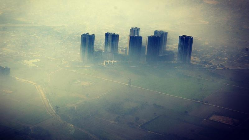 India's polluted air: What lies beyond Delhi?