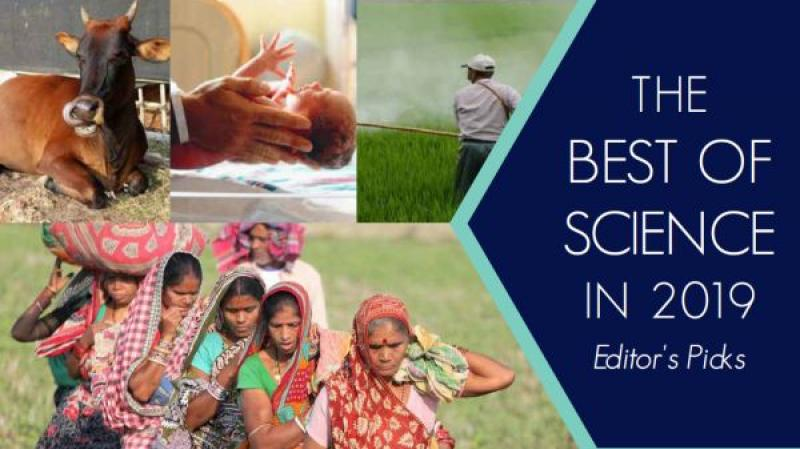 India's year in Science 2019 - Editor's Picks