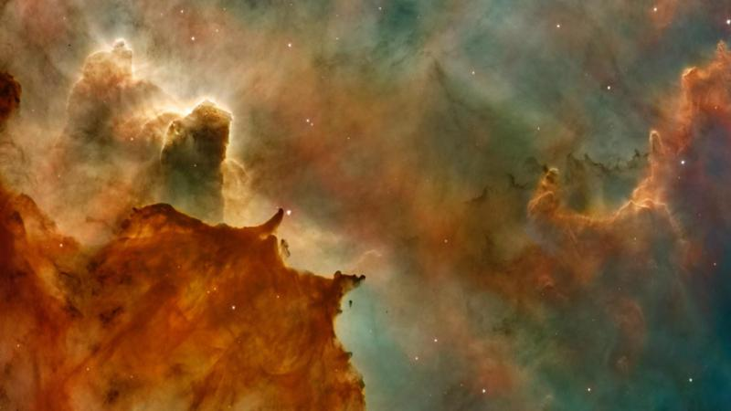 Giant clouds of galactic hydrogen explain mystery behind cosmic rays