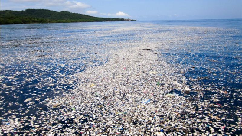 Floating plastics: Nothing to be buoyant about