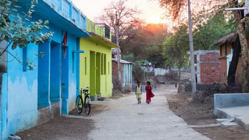 Making India's villages self-sufficient