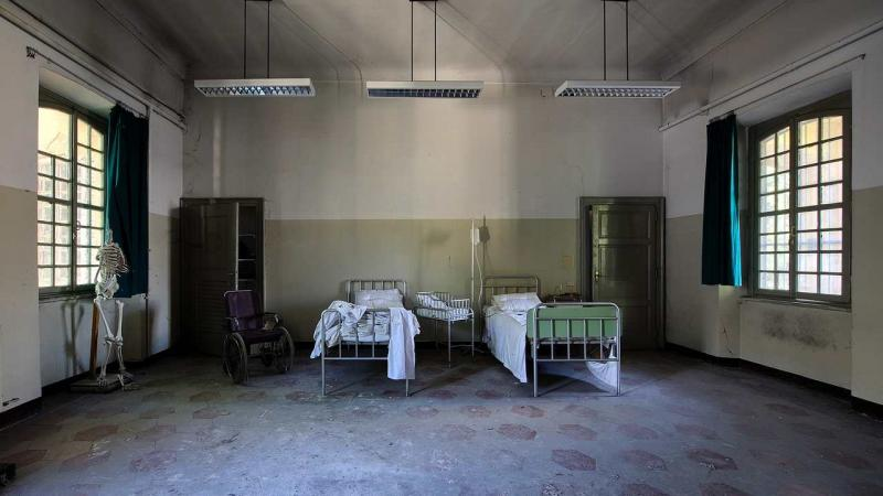 Are we staring at empty hospitals in the future?
