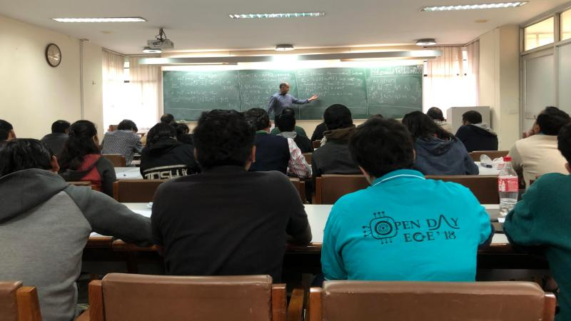 Indian Statistical Institute at Delhi hosts the 14th annual workshop on probability and stochastic processes
