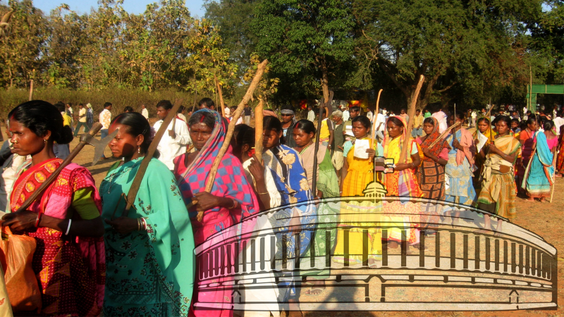 The role of women in State-led development: A story of paradoxes