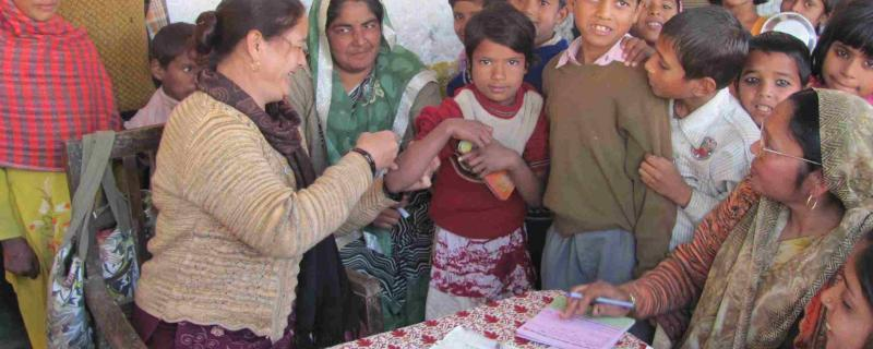 About half a lakh measles-related deaths averted in India due to vaccination programs, says study