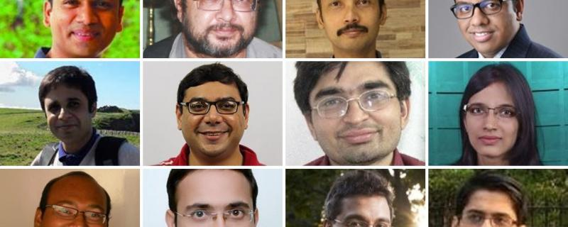 Recipients of the 2019 Shanti Swarup Bhatnagar Prize by CSIR