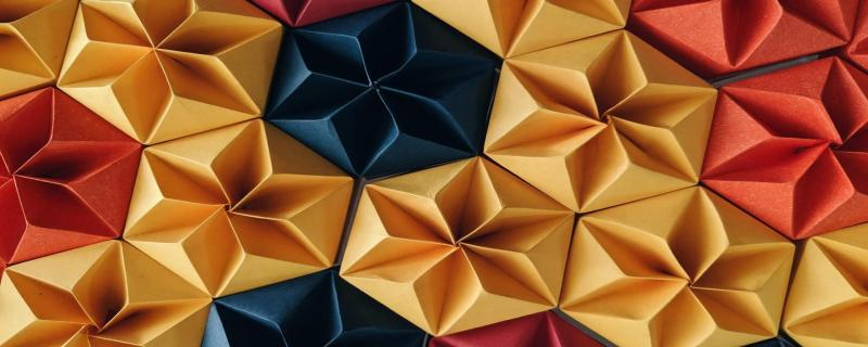 Unfolding mechanical properties of new materials through origami
