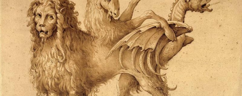 Photo : Chimera,  [Public domain], via Wikimedia Commons