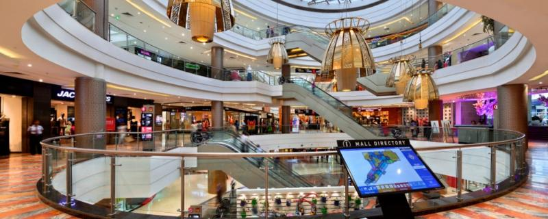 Cars, trains, buses or foot—How does Mumbai choose to go to a mall?