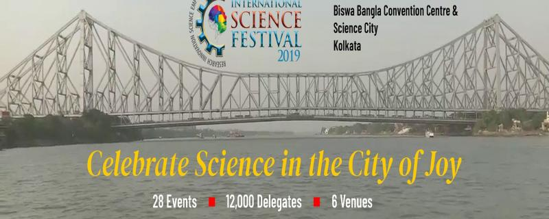 India International Science Festival 2019 begins in Kolkata