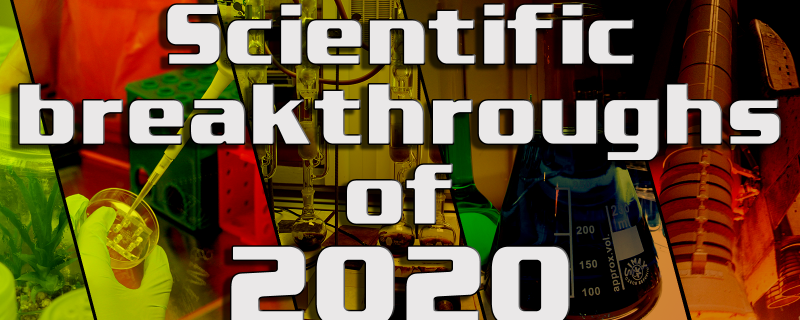 Science Updates 2020